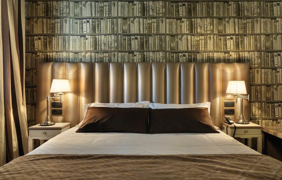 Camere da letto classiche arredamento casa arredo morelli - Librerie da camera ...