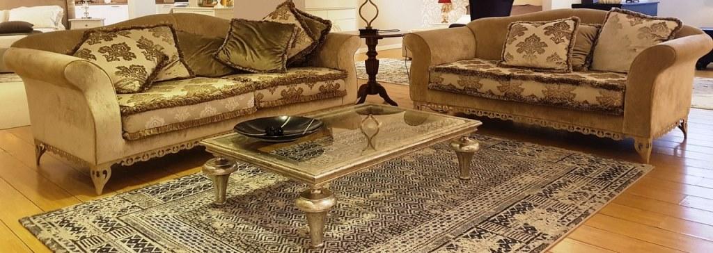 Fasal Castell -coppia divani classici