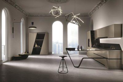 Cunina Snaidero -Designer Pininfarina-in vendita da Arredo Morelli -Giugliano in Campania -Napoli