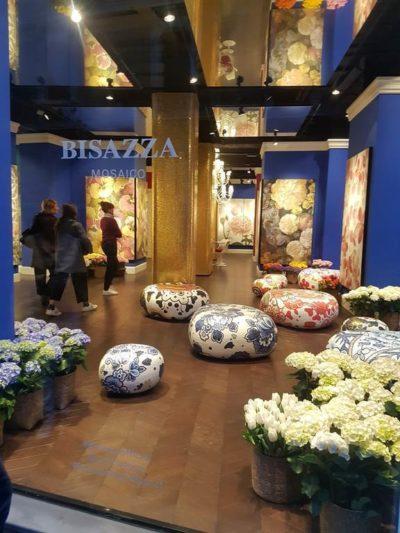 Design Week 2019 -Bisazza - arredo morelli - giuglano in campania - napoli-