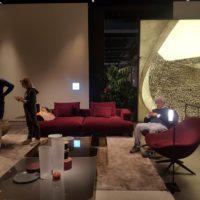 Design Week 2019 - desire divani - arredo morelli - giuglano in campania - napoli-a milano -