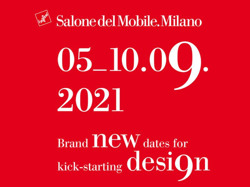 Salone del Mobile 2021