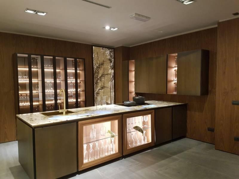 Scic Cucine Showroom Via Durini Milano
