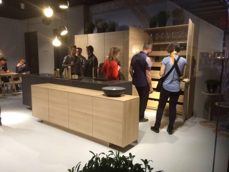 Cucina Salone del Mobile 2018